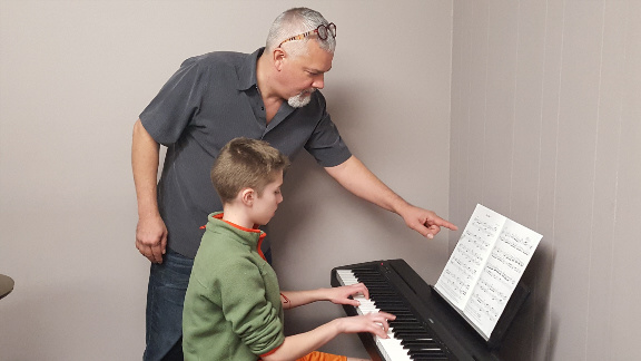 Piano Lessons | Keyboard Lessons